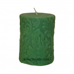 Round Slide Candle Mould