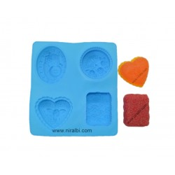 Rs. 2 plain candle Mould