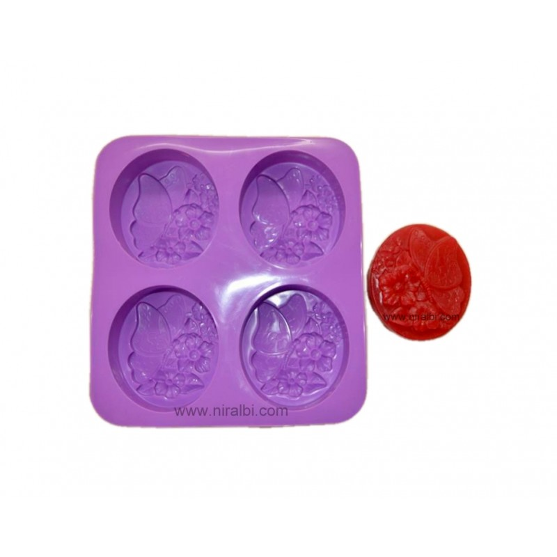 C6090 - Cylinder Candle Mould