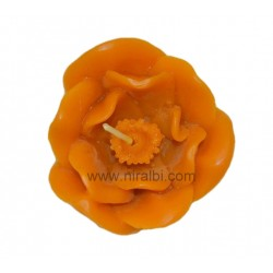 orange shape silicon mould
