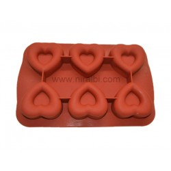 Heart Chocolate Mould