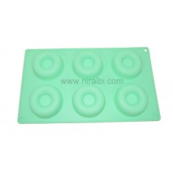small grapes silicon candle mould