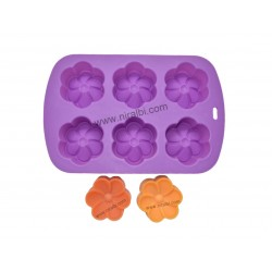 Modak Shape Silicon Mould