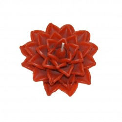 Small rose ball silicone mould
