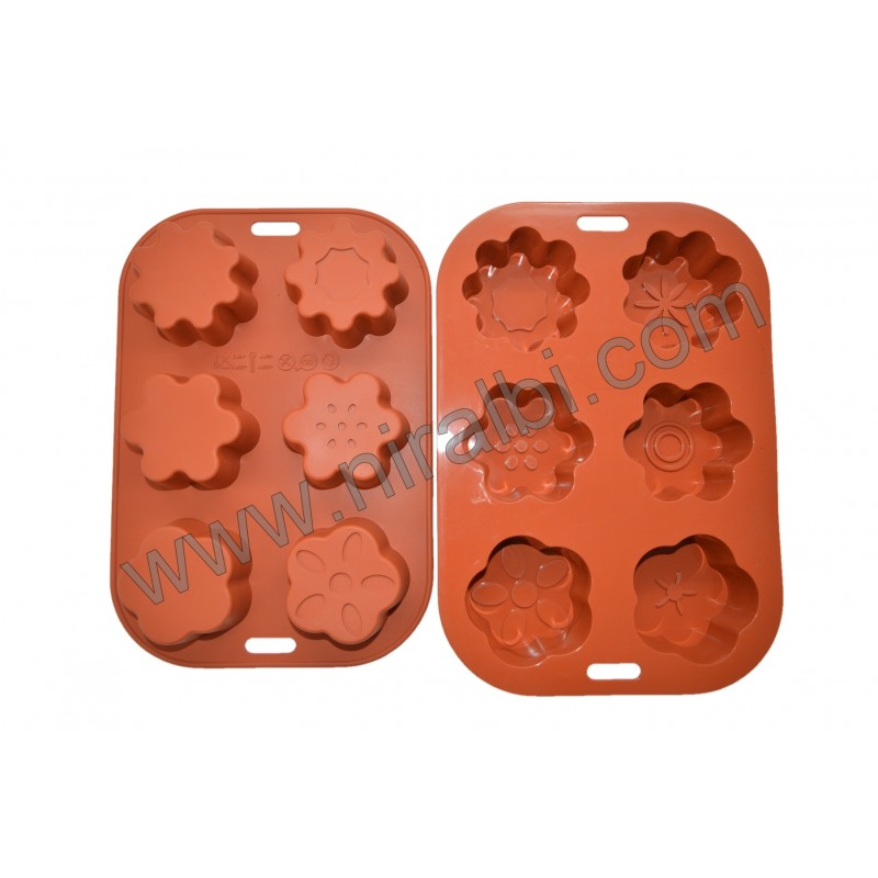 SL - 509 FLOWER MOULD