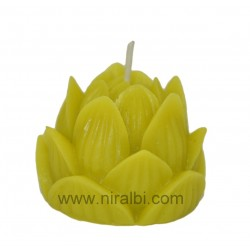 Big pearl pillar candle mould