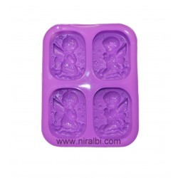 SP32115, Small Loaf Soap Mould