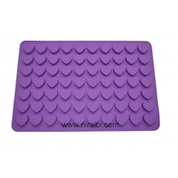 Happy Girl Silicon soap Mould