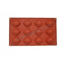 Lotus Silicon Soap Mould