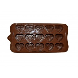 Small Designer Pillar Candle Mould