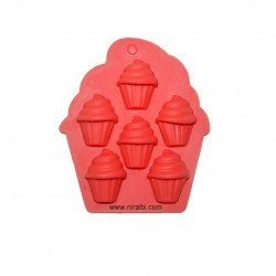 Leaf Pillar Candle Mould