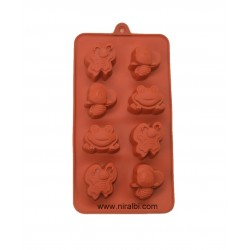 Small Oval Shape Candle Mould