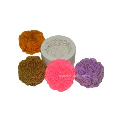 Bulk Buy floating flower silicone candle mould
