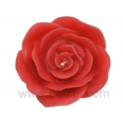 Designer Flower Silicone Candle Mould