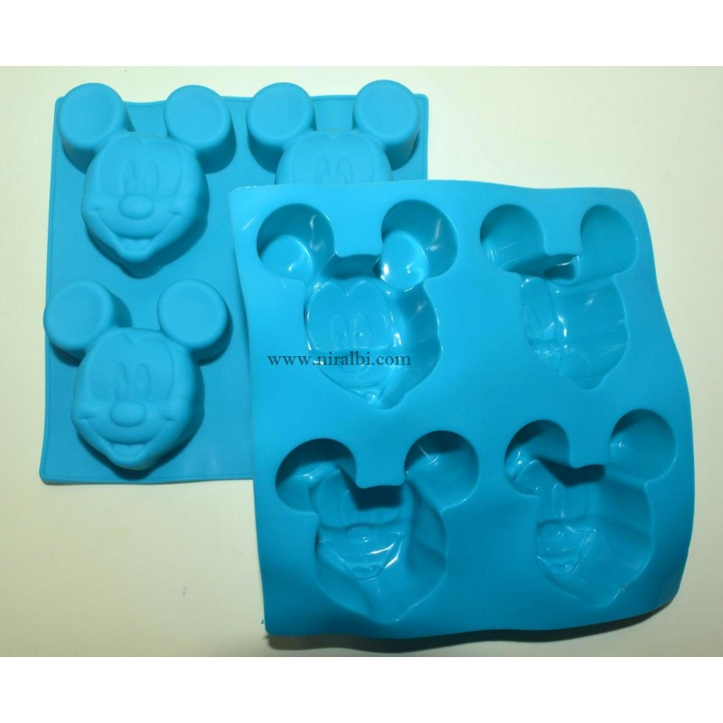 SL - 530 - SMALL DESIGNER PILLAR CANDLE MOULD , MOLD