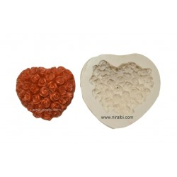 SL - 101: Rose Candle Mould