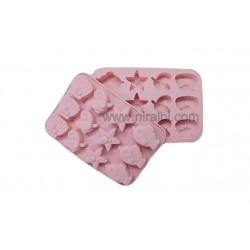 Designer Oval Soap mould