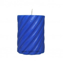healing angel pillar candle mould