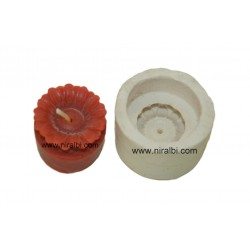 Sunflower Candle Mould