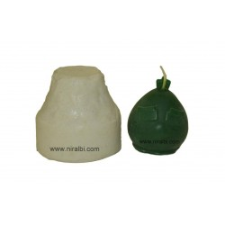 spiritual t - light candle mould