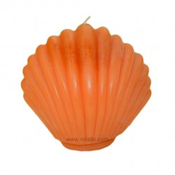 twisted small pillar candle mould