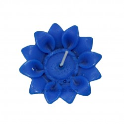 rose design candle mould