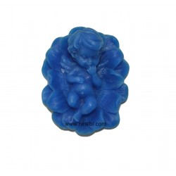 Small rose ball silicone candle mould
