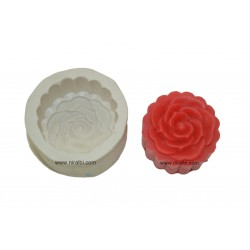 Designer pillar silicone mould