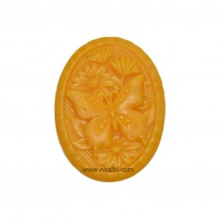 Big Rose Petal Designer Pillar Candle Mould