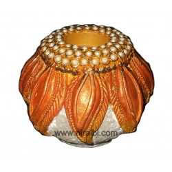lily flower floating candle mould