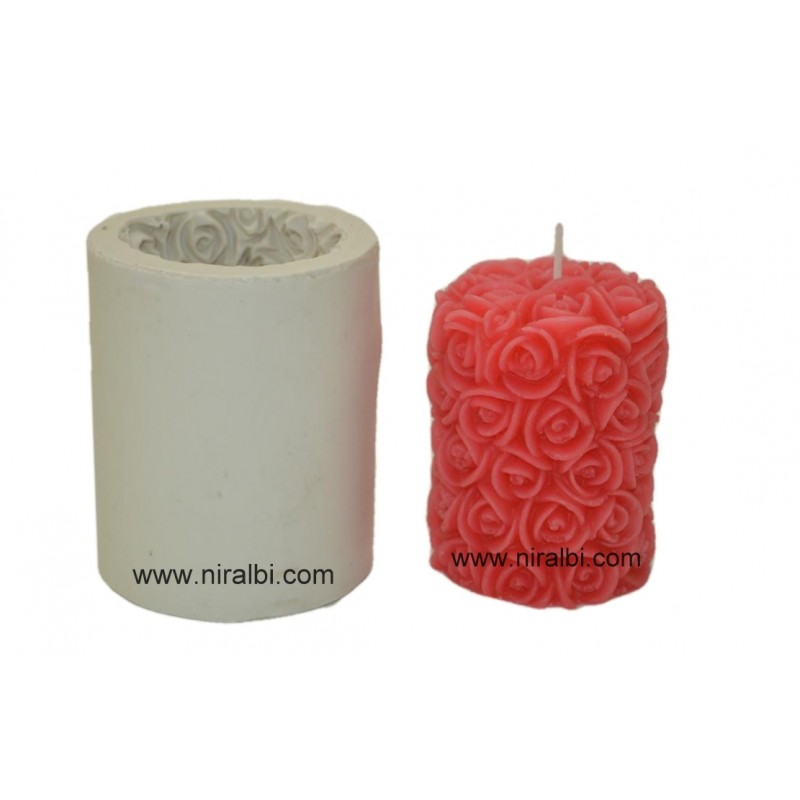 Leaf Candle Mould