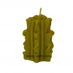 Half Melon Candle Mould
