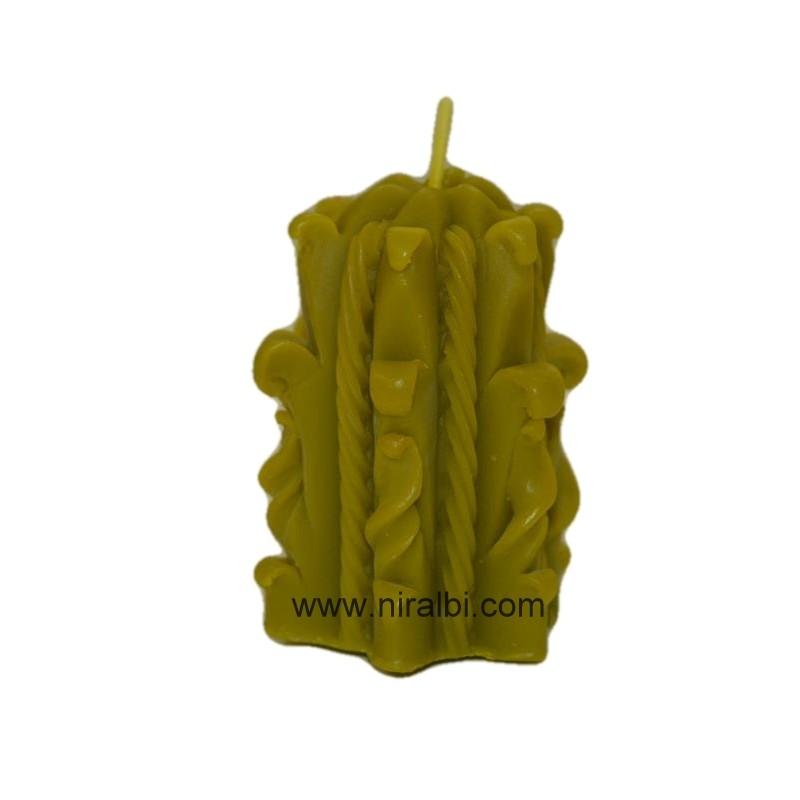 Half Melon Candle Mould
