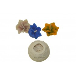 Rs.2 stand candle mould