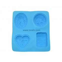 Rs. 3 Stand candle Mould