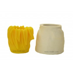 SL-512 Small Pillar Candle