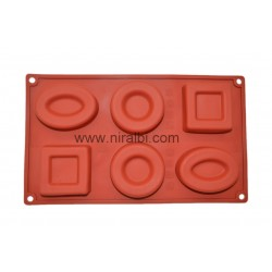 SP32116, Heart soap Mould,Home made Soap Moulds