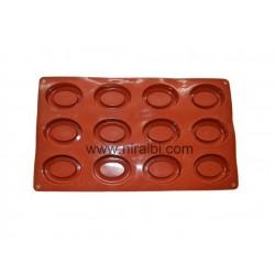 Soap - 32102 Oval Soap Mould