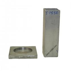 TL 24: Aluminum Tea Light mould