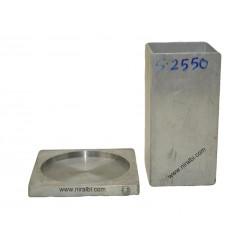 C2050: Cyl Dia 2 inch Ht 5 inch