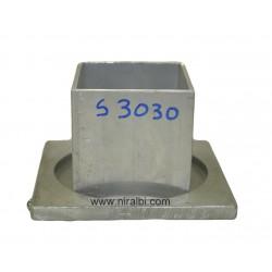 C2040: Cyl Dia 2 inch Ht 4 inch