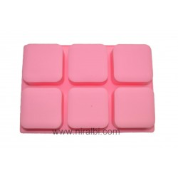 Round Soap Mould