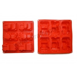 Twity Chocolate Mould