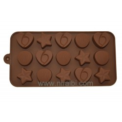 Designer Soap Mould