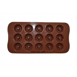 BK51167 Playing Card Chocolate Mould
