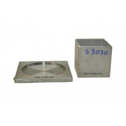 C2540: Cyl Dia 2.5 inch Ht 4 inch