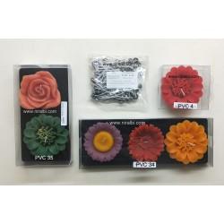 Rose Designer Candle Mould